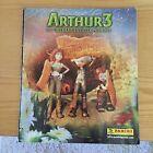 Album Panini Arthur 3 - La guerre des deux mondes