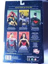 DC Direct Elseworlds Red Son Batman Thrillkiller Crimson Mist Set of 5 NEW