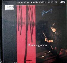 XRCD JVCXR 0006-2: Masami NAKAGAWA - Poesy - OOP 1996 JAPAN or USA SEALED