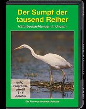 Der Sumpf der tausend Reiher &Löffler, Naturbeobachtungen in Ungarn (Tokaj/Theiß