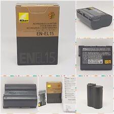 baterias para reflex nikon EN-EL15