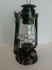 Hand Painted Hurricane Lantern Bird Feeder