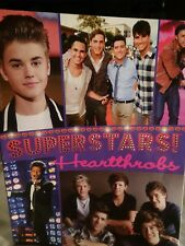 The book of superstars Justin Bieber to Bueno Mars