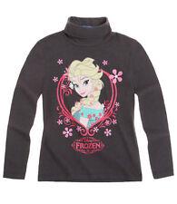 128GB Mädchen-T-Shirts & -Tops aus 100% Baumwolle mit Rollkragen Größe