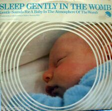 SLEEP GENTLY IN THE WOMB Sounds for BABY Atmosphere LP 1975