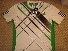 NWT Adidas ClimaCool Barricade Edge Theme Competition Tennis Shirt P44715 New M