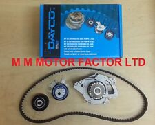 FORD FOCUS + C-MAX 2.0 TDCi DAYCO ENGINE TIMING CAM BELT KIT AND WATER PUMP SET