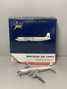 Gemini Jets 1:400 Northern Air Cargo DC-6 GJNAC1152