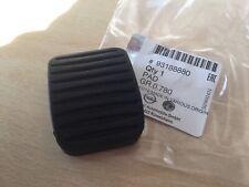 Genuine Vauxhall Corsa D E, Adam, Meriva B Clutch Or Brake Pedal Rubber 93188880