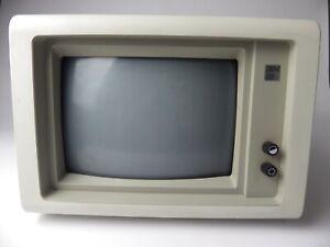 IBM 5151 High Resolution Green Phosphor Monochrome Display - IBM XT 5150 & 5160