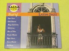 SALSA Legende Best Of Latin Jazz 2006 CD Album NEW SEALED Latin Cuban