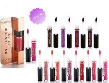 Revolution MakeUp Velvet Lip Lacquer Matte Long-lasting Lipstick Stocking filler