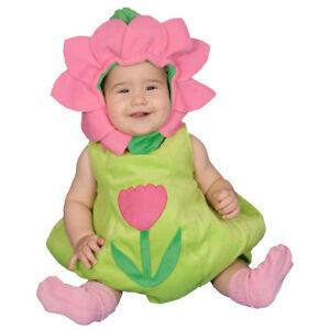 Dazzling Baby Flower Costume Set Fancy Dress for Babies