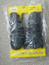 HKM Protection Black Tendon Boots - Cob/Full