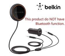 Belkin Aircast Connect AUX CarAudio Car Audio Handsfree Samsung Galaxy S3 Note 2