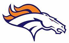 Denver Broncos Sticker Decal S17 YOU CHOOSE SIZE