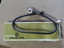 1966-67 Corvette spring ring BATTERY CABLE NOS POSITIVE  427  big block (P)