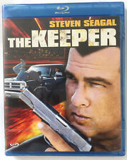 The Keeper - Steven Seagal - Blu Ray