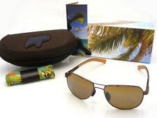 NEW Maui Jim GUARDRAILS Metallic Gloss Copper & HCL Bronze Polarized H327-23