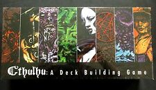 OEJ ~ Cthulhu ~ A Deck Building Game ~ Card Game