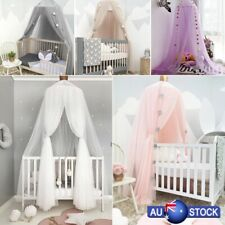 Hanging Baby Bed Canopy Mosquito Net Dome Dream Curtain Tent Children Room