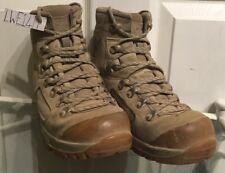 Genuine British Army Issue Lowa Elite Tan Coloured Desert Boots  4M LWE14M