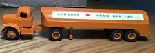 Winross White 9000 Stuart's Home Heating Tractor/Tanker Trailer 1/64