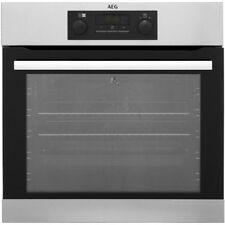 AEG BPS25102LM Mastery Steam Function Built In Electric Single Oven A+ Rated