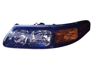For Pontiac Bonneville 03 - 05 Headlight Lamp Left 25770737 10368523