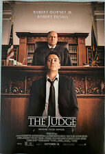 THE JUDGE poster 11.5x17 Robert Downey Jr Robert Duvall Billy Bob Thornton