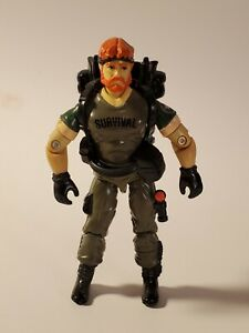 GI Joe Vintage Night Force 1988 OUTBACK Complete Tight Joints Clean Rivets