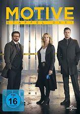 MOTIVE - COMPLETE SEASON 3 -  DVD - PAL Region 2 - New