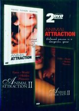 ANIMAL ATTRACTION 1&2- Stephanee Lafleur, Landon Michaels- RARE NEW OOP DVD's