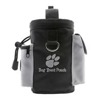 New Pets Dog Puppy Cat Obedience Training Treat Bag Feed Bait Food Snack Pouch