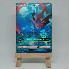 Ash-Greninja - Custom Pokemon Card