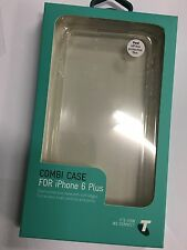 iPhone 6 Plus,6S Plus Clear TPU Protector Case TELBMT0014. Brand New in the Box.