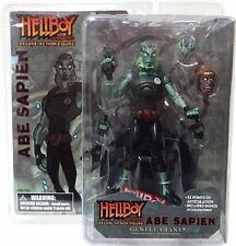 "Gentle Giant Toys HELLBOY Animated Series 6"" ABE SAPIEN toy figure BOXED"