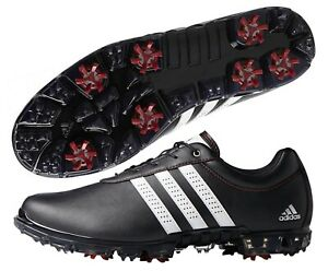 Adidas Adipure Flex Golf Shoes - UK6.5 / EU40 - WIDE FIT - RRP£120 - Black