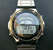 Vintage & Rare CASIO A-100 (945) 38mm Digital Watch Japan M - New Battery