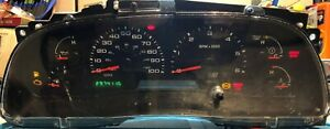 2002 FORD F150 USED DASHBOARD INSTRUMENT CLUSTER FOR SALE
