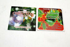2 CDs  CHRISTMAS  of FAVOURITE  CHRISTMAS SONGS FOR ALL AGES - NEW