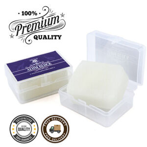 Alum Block Aftershave Antiseptic Stone for Barber to Stop Bleeding