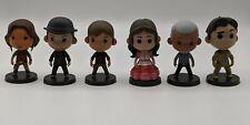 Lot of 6 Firefly Serenity Qmx Q Bits Mini Figures Series 1&2 Mal Kaylee Zoe New
