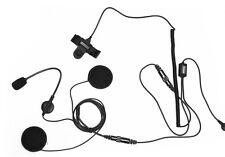 HS-4000 PRO-S Helm Headset für offene Jethelme  für Alinco, Alan, Stabo, Icom...