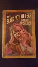 "Cornell Woolrich, ""Black Path of Fear,""  1946, Avon 106, VG, 1st"