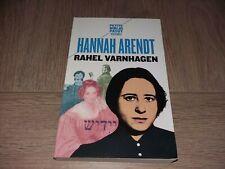 RAHEL VARNHAGEN / HANNAH ARENDT