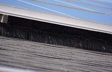 20 Meter Photovoltaikschutz Ø 12 cm, Marderschutz, Photovoltaik Reinigung Bürste