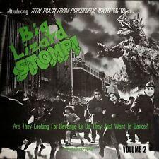VA - BIG LIZARD STOMP! VOLUME 2: TEEN TRASH FROM PSYCHEDELIC TOKYO '66-'69 NEW V