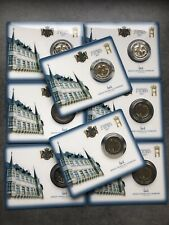 Coincard 2 euros BU Luxembourg 2017 - Grand Duc Guillame III Neuf