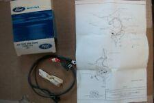 NOS 1969-70 Galaxie LTD Park Brake Signal Lamp Kit C9AZ 15A852 A